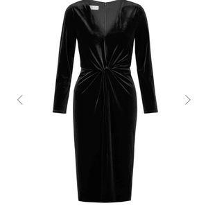 Emilia Velvet dress